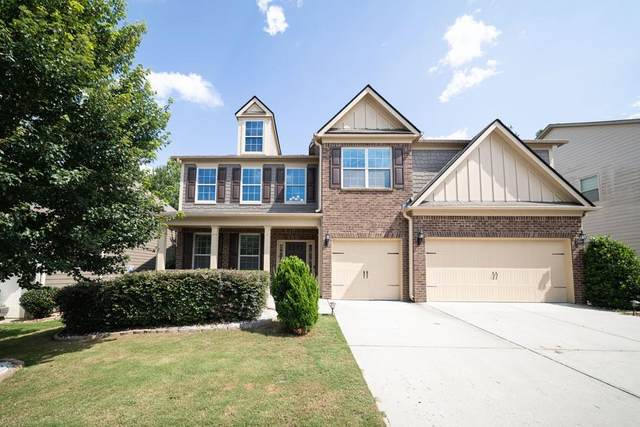 7262 Parks Trail, Fairburn, GA 30213 (MLS #6747876) :: Team RRP | Keller Knapp, Inc.