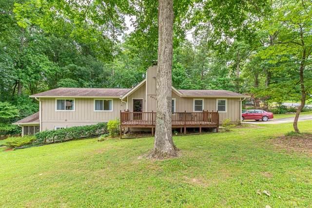 6810 Laurelwood Drive, Douglasville, GA 30135 (MLS #6748264) :: The Heyl Group at Keller Williams