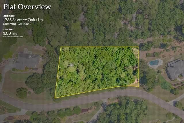 1765 Sawnee Oaks Lane, Cumming, GA 30040 (MLS #6748385) :: 515 Life Real Estate Company
