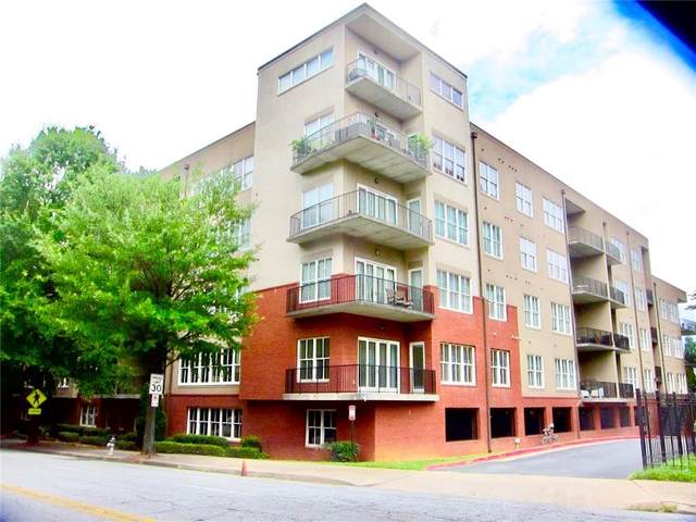 384 Ralph Mcgill Boulevard NE #121, Atlanta, GA 30312 (MLS #6748502) :: North Atlanta Home Team