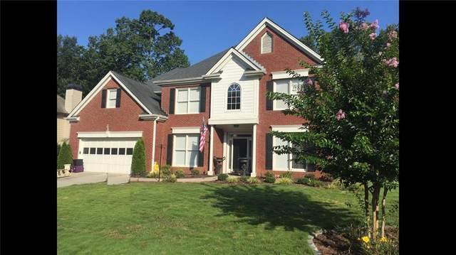 1055 Timberline Place, Alpharetta, GA 30005 (MLS #6748713) :: North Atlanta Home Team