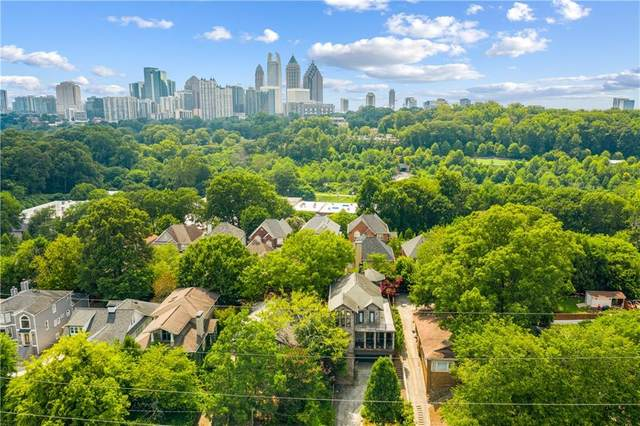 1266 Monroe Drive NE, Atlanta, GA 30306 (MLS #6748814) :: Tonda Booker Real Estate Sales