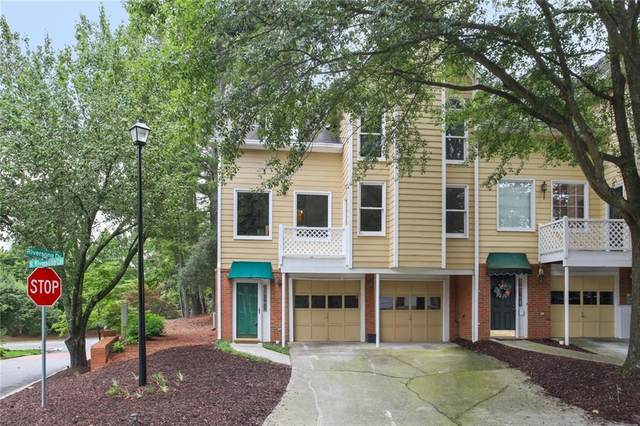 1 S Riversong Lane, Alpharetta, GA 30022 (MLS #6749887) :: Good Living Real Estate