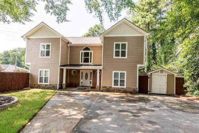 899 Bradford Lane, Marietta, GA 30062 (MLS #6750168) :: North Atlanta Home Team