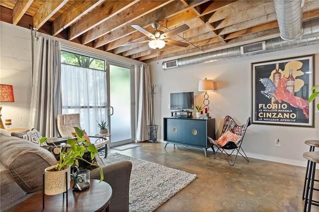 172 Carroll Street SE #105, Atlanta, GA 30312 (MLS #6750187) :: RE/MAX Paramount Properties