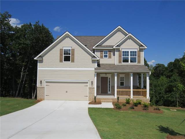 200 Highwood Drive, Covington, GA 30016 (MLS #6751641) :: Tonda Booker Real Estate Sales