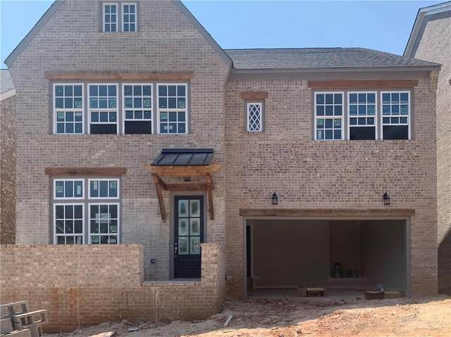 425 Baroque Drive, Alpharetta, GA 30009 (MLS #6751647) :: The Butler/Swayne Team