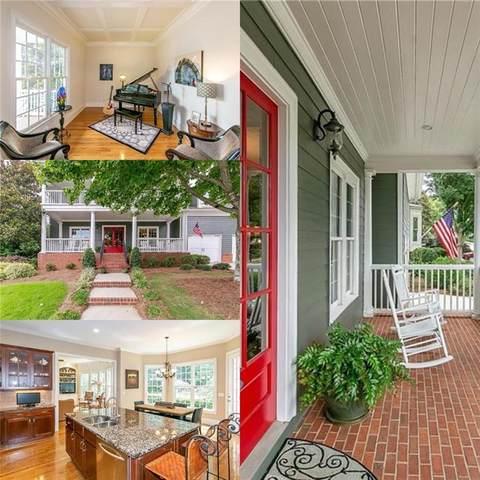 8110 Georgetown Circle, Suwanee, GA 30024 (MLS #6751965) :: AlpharettaZen Expert Home Advisors