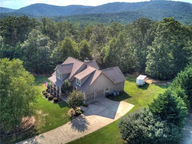 45 Hawkins Ridge, Jasper, GA 30143 (MLS #6752331) :: AlpharettaZen Expert Home Advisors