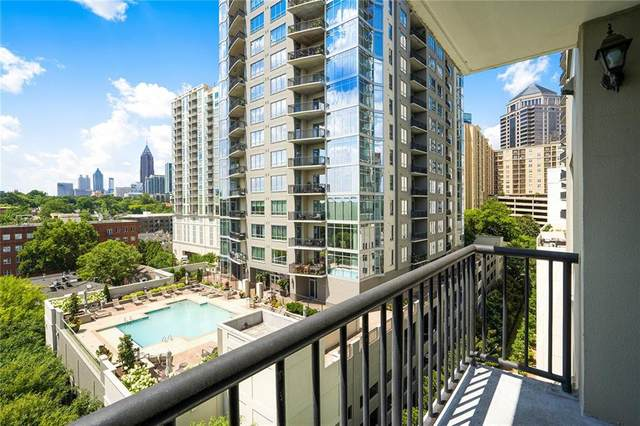 275 13th Street #802, Atlanta, GA 30309 (MLS #6752643) :: Lucido Global