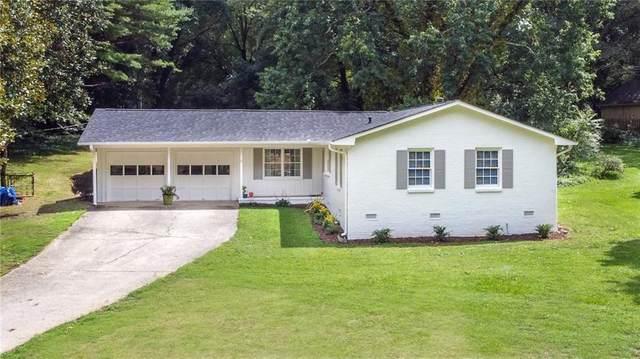 185 Cold Creek Drive, Alpharetta, GA 30009 (MLS #6753556) :: Good Living Real Estate