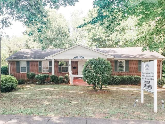 Marietta, GA 30060 :: Rock River Realty