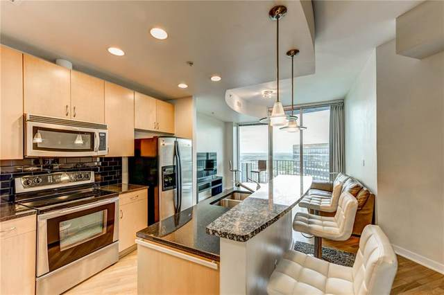 400 W Peachtree Street NW #3514, Atlanta, GA 30308 (MLS #6754642) :: Vicki Dyer Real Estate