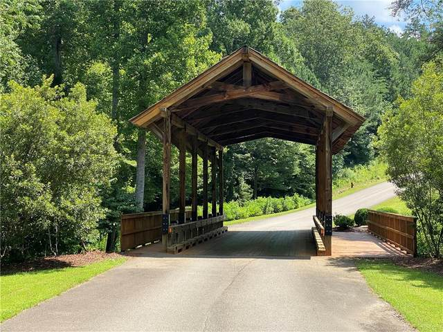 0 Lower Creek Trail, Ellijay, GA 30540 (MLS #6754985) :: The Heyl Group at Keller Williams