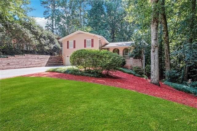 4123 Commodore Drive, Atlanta, GA 30341 (MLS #6755747) :: North Atlanta Home Team