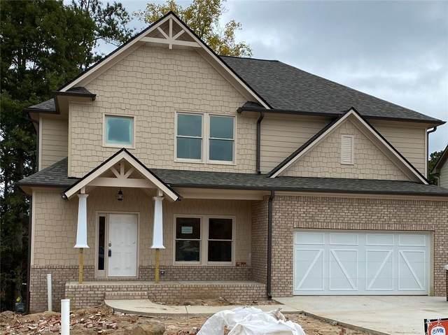 918 Pine Way, Dallas, GA 30157 (MLS #6755800) :: North Atlanta Home Team
