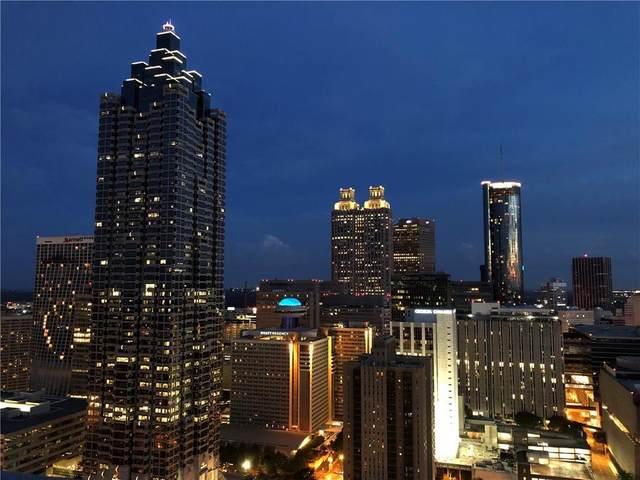 400 W Peachtree Street NW #3906, Atlanta, GA 30308 (MLS #6757277) :: Todd Lemoine Team