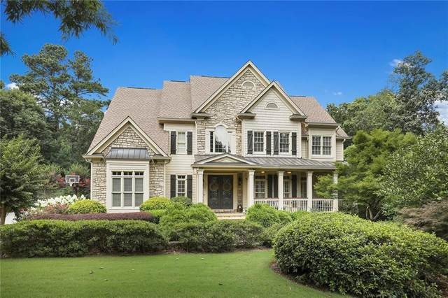 760 Champions Close, Milton, GA 30004 (MLS #6757628) :: North Atlanta Home Team