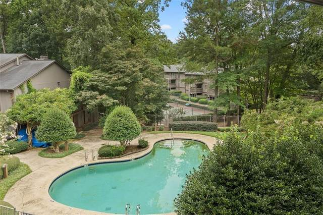 207 Smokerise Circle SE #207, Marietta, GA 30067 (MLS #6758555) :: The Butler/Swayne Team
