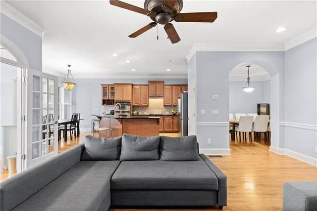 2305 English Ivy Court #23, Atlanta, GA 30339 (MLS #6759010) :: Path & Post Real Estate