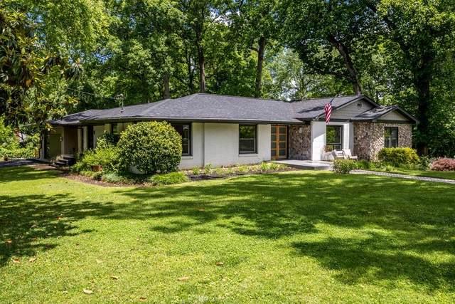 150 NE Robin Hood Road NE, Atlanta, GA 30309 (MLS #6759424) :: Tonda Booker Real Estate Sales