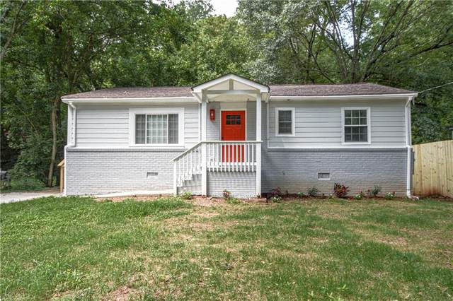 1208 Redford Drive SE, Atlanta, GA 30315 (MLS #6759616) :: The Heyl Group at Keller Williams