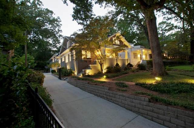 1448 N Morningside Drive NE, Atlanta, GA 30306 (MLS #6759845) :: North Atlanta Home Team