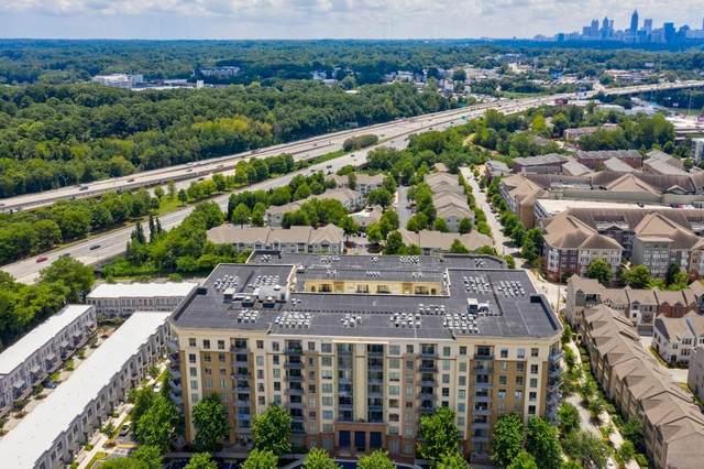 711 Cosmopolitan Drive NE #429, Atlanta, GA 30324 (MLS #6760469) :: North Atlanta Home Team