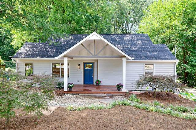 1357 Lochland Road SE, Atlanta, GA 30316 (MLS #6760496) :: Charlie Ballard Real Estate