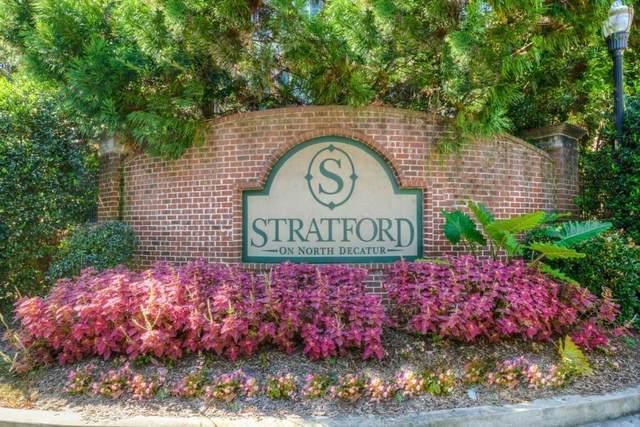 3208 Stratford Commons, Decatur, GA 30033 (MLS #6761950) :: Thomas Ramon Realty