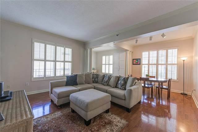 1101 Juniper Street NE #232, Atlanta, GA 30309 (MLS #6762096) :: Good Living Real Estate