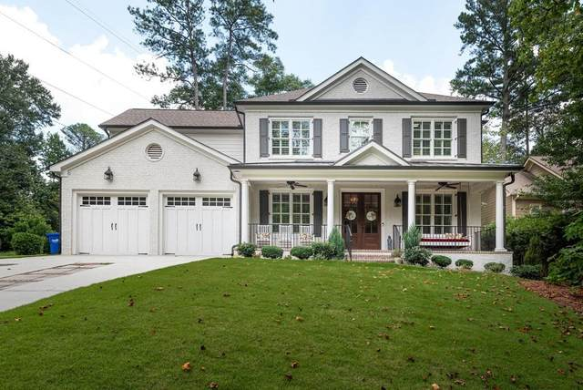 2759 Tryon Place NE, Atlanta, GA 30319 (MLS #6762732) :: North Atlanta Home Team