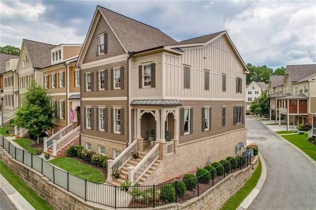 265 Trecastle Square #67, Canton, GA 30114 (MLS #6762864) :: Keller Williams Realty Cityside