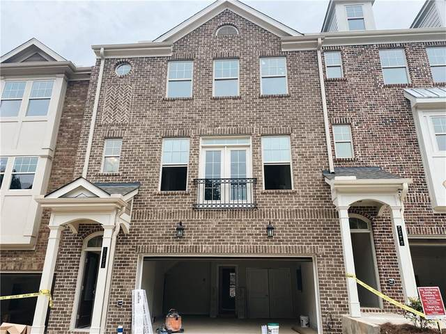 5951 Terrace Bend Place #63, Peachtree Corners, GA 30092 (MLS #6763651) :: Keller Williams