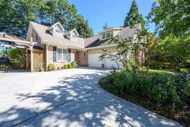2725 Log Cabin Drive SE, Atlanta, GA 30339 (MLS #6763756) :: North Atlanta Home Team