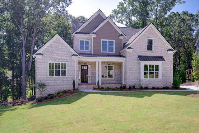 1420 Heritage Mountain Way NW, Kennesaw, GA 30152 (MLS #6767379) :: Tonda Booker Real Estate Sales