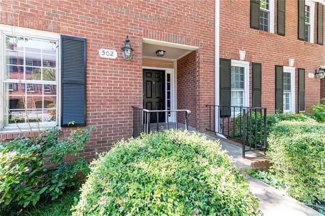 502 Dunwoody Chace, Sandy Springs, GA 30328 (MLS #6767530) :: Good Living Real Estate