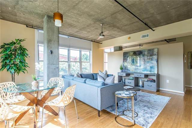 245 N Highland Avenue #212, Atlanta, GA 30307 (MLS #6768613) :: Good Living Real Estate