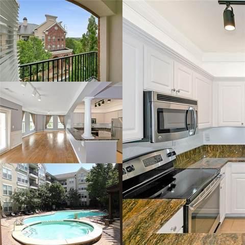 1850 Cotillion Drive #2410, Dunwoody, GA 30338 (MLS #6769329) :: Good Living Real Estate