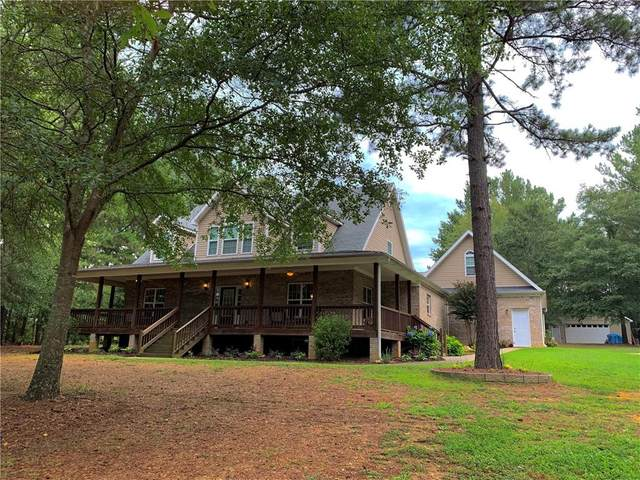 140 Jones Slough Road, Euharlee, GA 30145 (MLS #6769359) :: North Atlanta Home Team