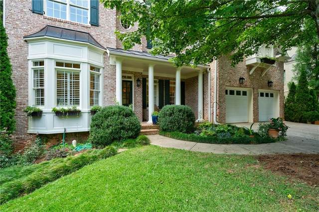 4188 Glengary Drive NE, Atlanta, GA 30342 (MLS #6769714) :: The Hinsons - Mike Hinson & Harriet Hinson
