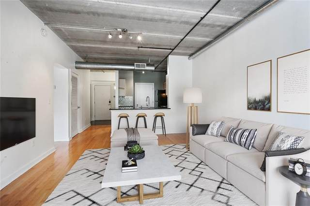 800 Peachtree Street NE #1406, Atlanta, GA 30308 (MLS #6770023) :: KELLY+CO