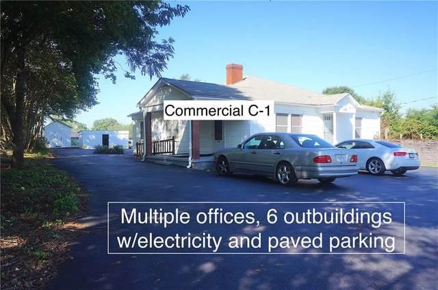 1198 Green Street SW, Conyers, GA 30012 (MLS #6770880) :: AlpharettaZen Expert Home Advisors