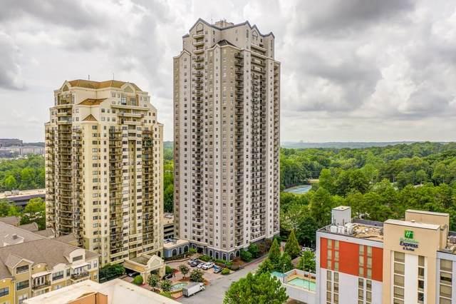 795 Hammond Drive #2304, Atlanta, GA 30328 (MLS #6771959) :: Good Living Real Estate