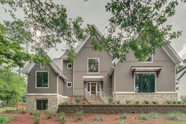 4886 Lake Forrest Drive, Sandy Springs, GA 30342 (MLS #6772155) :: Keller Williams Realty Cityside