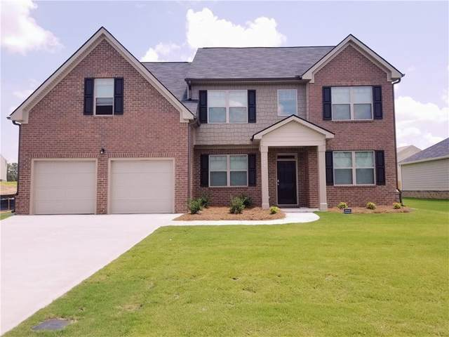 3400 Lilly Brook Drive, Loganville, GA 30053 (MLS #6772241) :: Path & Post Real Estate
