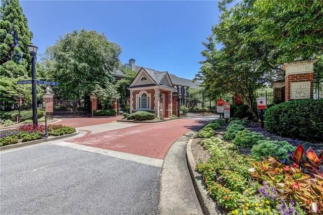 4850 Ivy Ridge Drive #303, Atlanta, GA 30339 (MLS #6772410) :: The Butler/Swayne Team