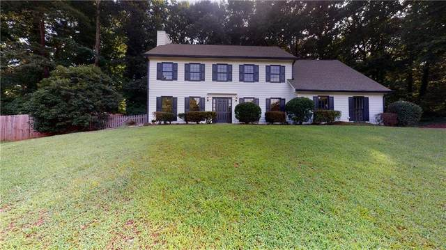 3461 Parsons Greene Trail, Powder Springs, GA 30127 (MLS #6772658) :: Tonda Booker Real Estate Sales
