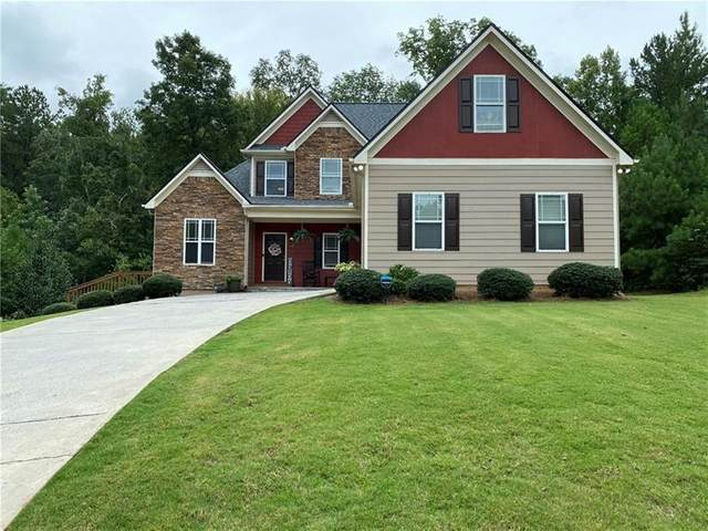 66 Meridian Point, Dallas, GA 30132 (MLS #6772847) :: Todd Lemoine Team