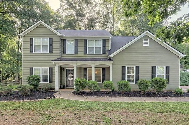 208 Westwind Drive, Ball Ground, GA 30107 (MLS #6772992) :: Path & Post Real Estate